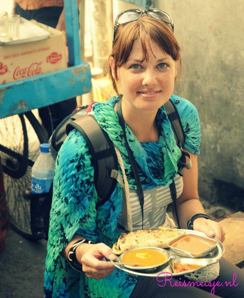 Kosten India eten