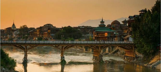 The story behind Srinagar