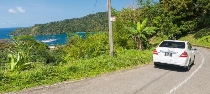 Roadtrip op Caribisch Tobago