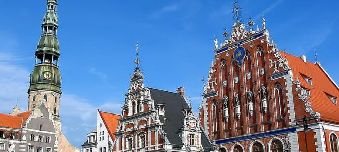 Riga, the new place to be!