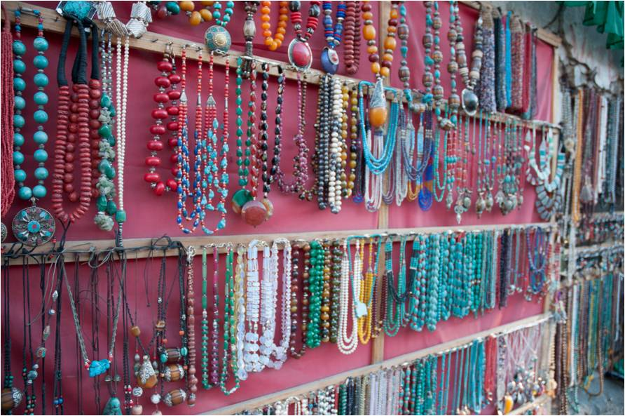 souvenirs uit marokko