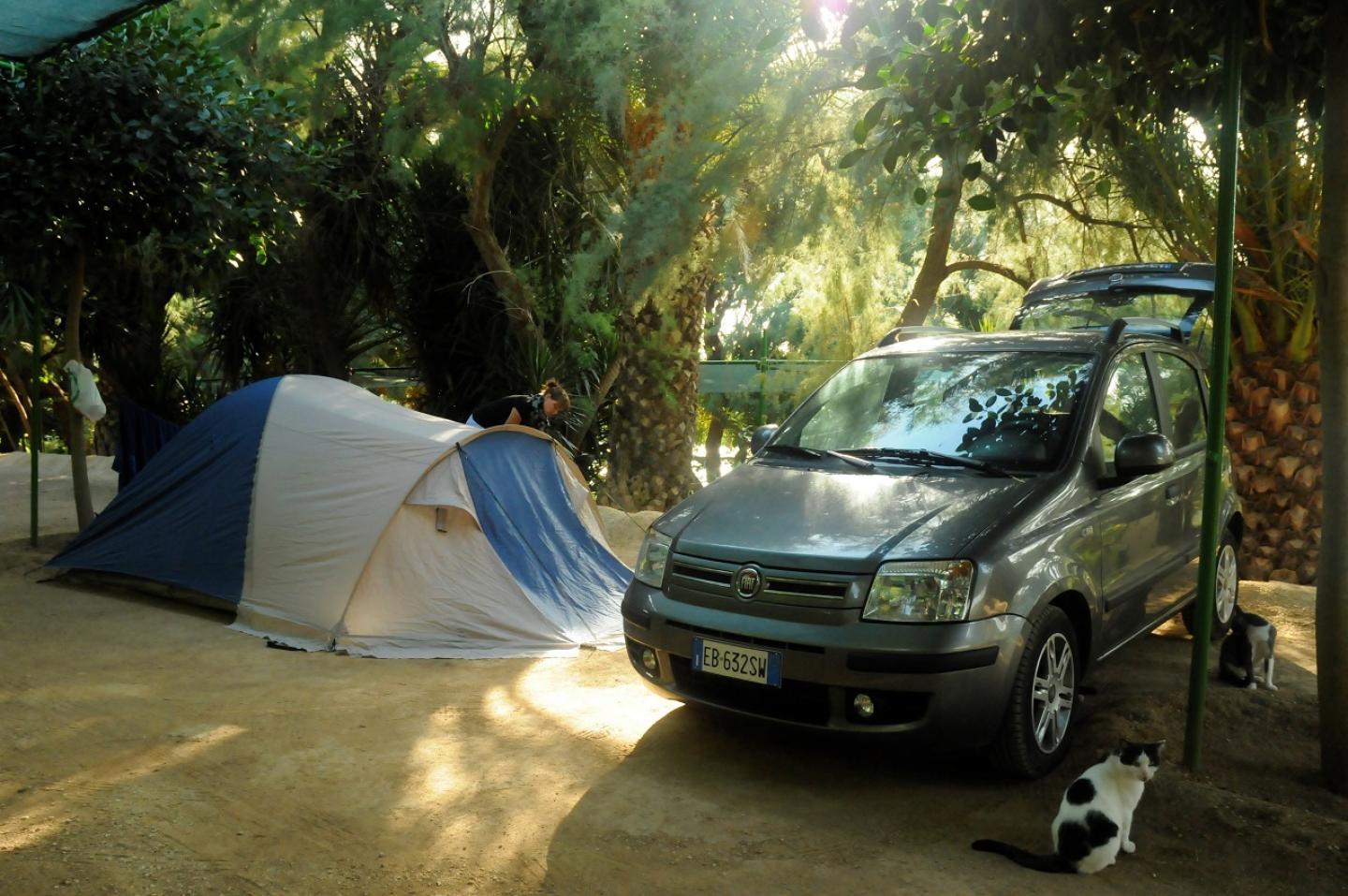 Camping Agrigento
