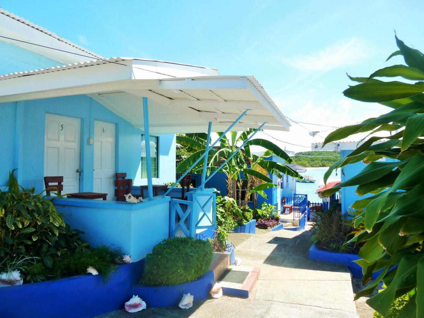 Millers Guesthouse Tobago