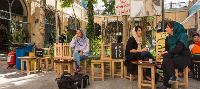 Backpacken in Iran: accommodaties en tips