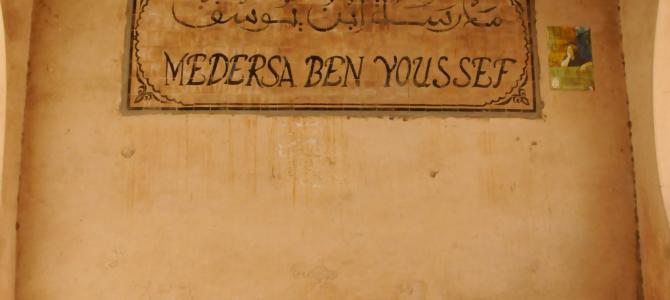 The story behind the Ben Youssef Medersa