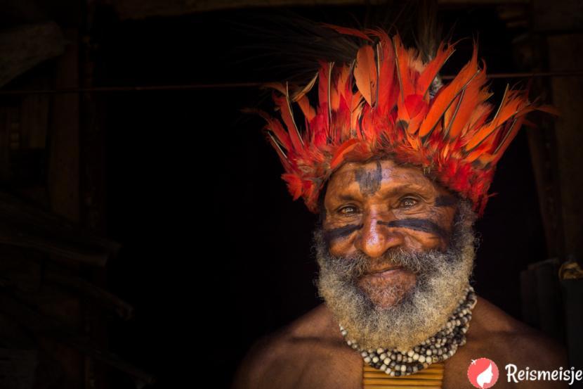 Papoea nieuw guinea GvdW 8443