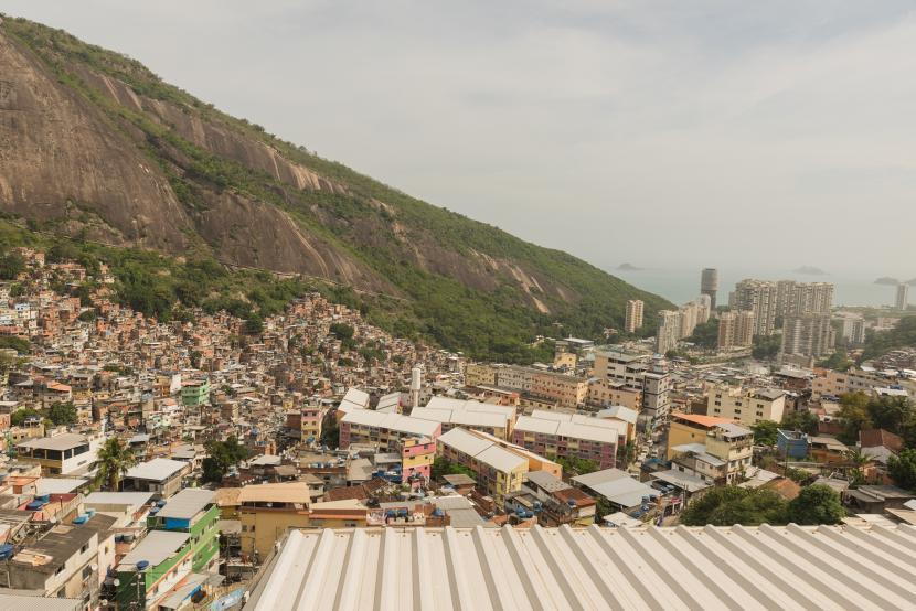 Wereldreis recap favela